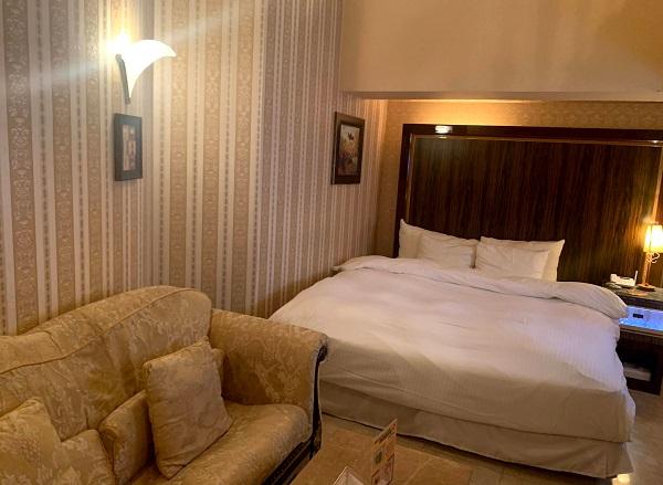 目黒エンペラー405号室 ベッドルーム