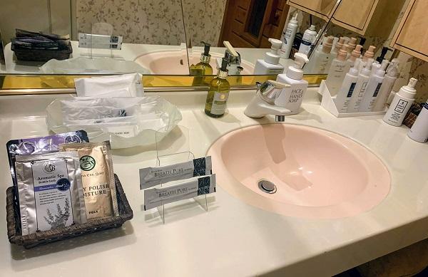 目黒エンペラー405号室 洗面台