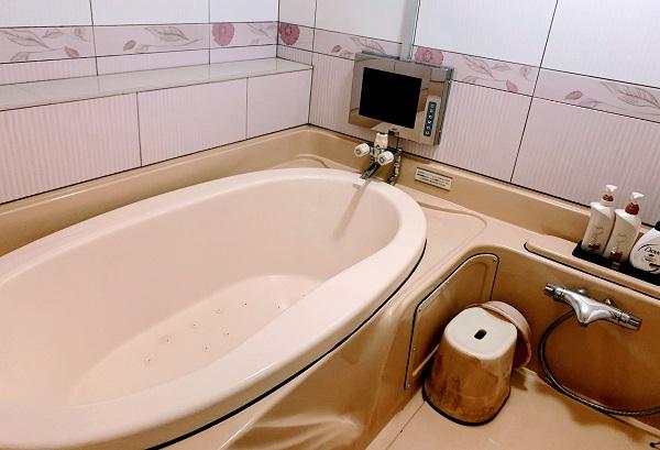 目黒エンペラー405号室のお風呂