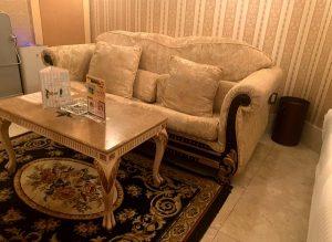 目黒エンペラー405号室 素敵な家具