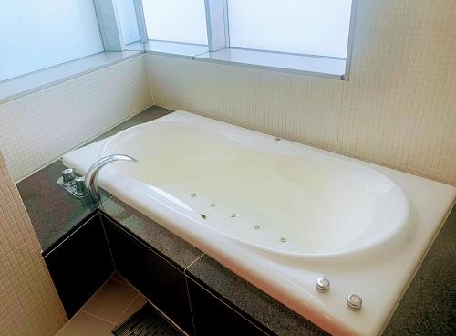アペルト401号室バスルーム